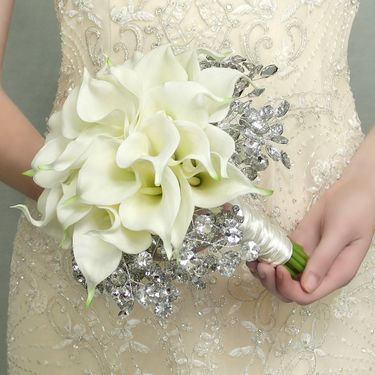 Calla lily wedding package