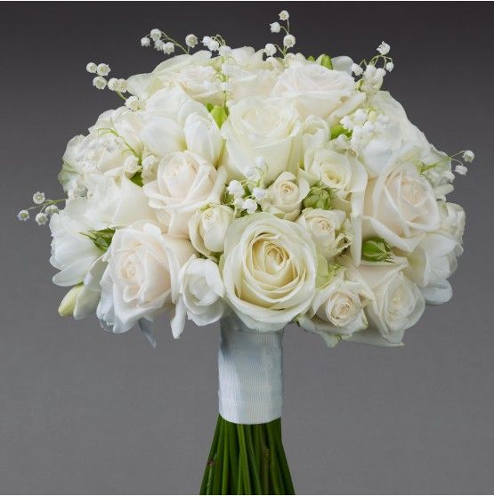 Rose & Freesia Wedding package